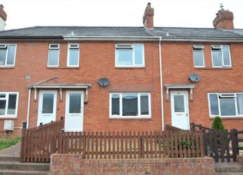 3 bed terraced house for sale in St Andrews Estate, Cullompton, Devon EX15