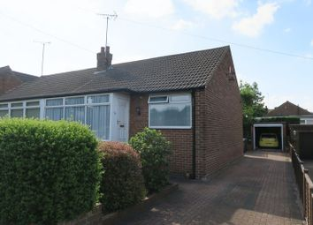 Thumbnail 2 bed semi-detached bungalow for sale in New Bank Street, Morley, Leeds