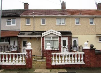 Thumbnail 3 bedroom terraced house for sale in Tilston Road, Kirkby, Liverpool