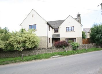 Thumbnail 5 bedroom detached house to rent in Burton Farm Close, Burton, Chippenham