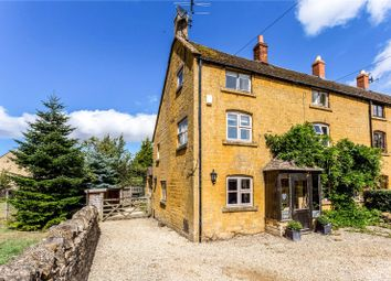 Thumbnail 4 bed end terrace house for sale in Draycott, Moreton-In-Marsh, Gloucestershire