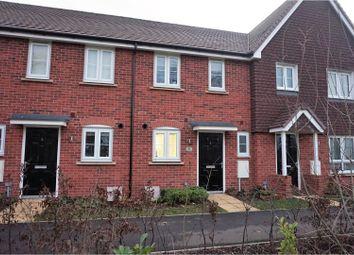 Thumbnail 2 bed terraced house for sale in Batten Walk, Maidstone