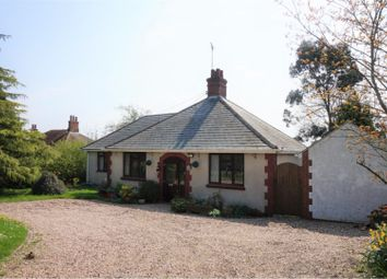 Thumbnail 3 bed detached bungalow for sale in Uppingham Road, Oakham