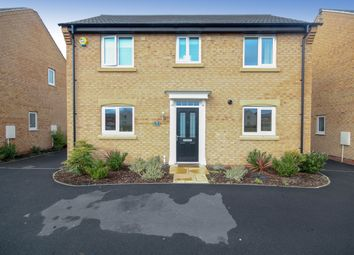 Thumbnail 3 bed detached house for sale in Bryony Walk, Stenson Fields, Derby