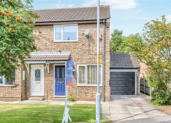 Thumbnail 2 bed semi-detached house for sale in Willowbank, Coulby Newham, Middlesbrough