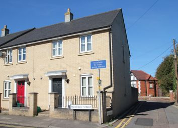 Thumbnail 2 bed end terrace house for sale in Parkfield Street, Rowhedge, Colchester