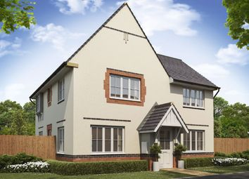 "Thumbnail 4 bedroom detached house for sale in ""Lincoln"" at Birmingham Road, Bromsgrove"