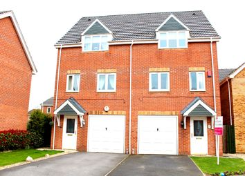 Thumbnail 3 bed semi-detached house to rent in Walstow Crescent, Armthorpe, Doncaster