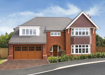 "Thumbnail 5 bed detached house for sale in ""Buckingham"" at Walnut Lane, Hartford, Northwich"