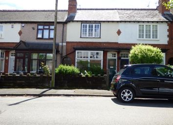 Thumbnail 2 bedroom terraced house for sale in Beechwood Road, Kings Heath, Birmingham, West Midlands