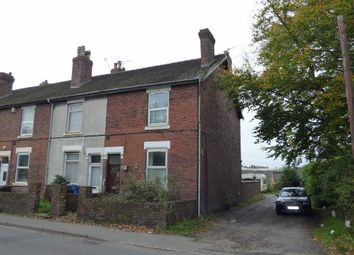 Thumbnail 2 bed end terrace house for sale in Dividy Road, Bucknall, Stoke-On-Trent