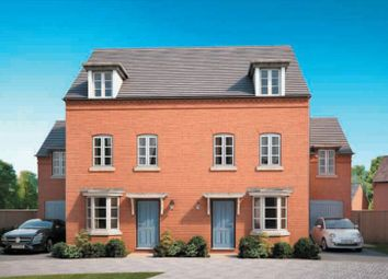 Thumbnail 4 bed terraced house for sale in Lakeside, Wedgwood Village, Barlaston
