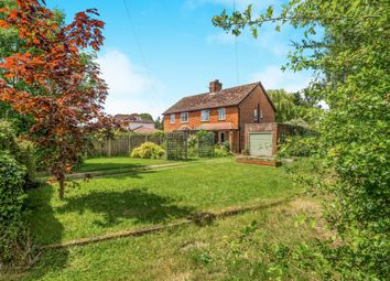 Thumbnail 3 bed semi-detached house for sale in Cawston Road, Reepham, Norwich