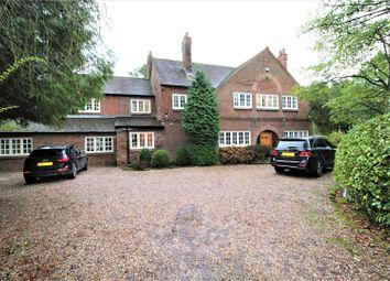 Thumbnail 5 bed detached house to rent in Benty Heath Lane, Neston