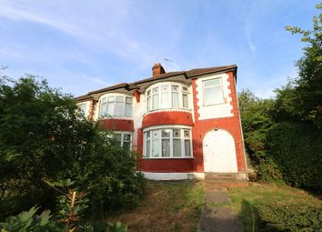 Thumbnail 3 bed semi-detached house for sale in Barnet Way, London, London