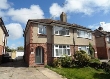 Thumbnail 3 bed semi-detached house for sale in Ringmer Road, Worthing