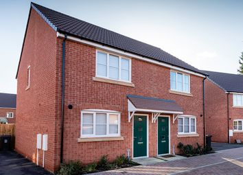 "Thumbnail 2 bedroom property for sale in ""The Lockton"" at Poplar Avenue, Dogsthorpe, Peterborough"