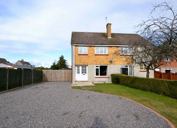 Thumbnail 3 bed semi-detached house for sale in 3 Balvonie Avenue, Drakies, Inverness.