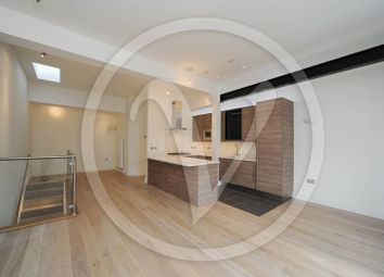 Thumbnail 2 bed flat to rent in Warehouse Style Flats - Villiers Road, London