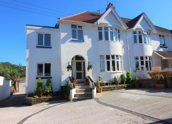 Thumbnail 2 bed flat for sale in Laura Grove, Paignton