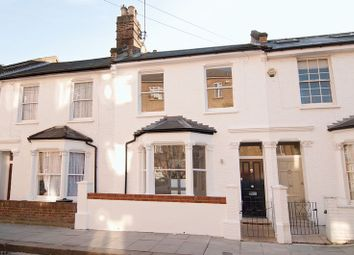 Thumbnail 3 bed terraced house for sale in Yeldham Road, London