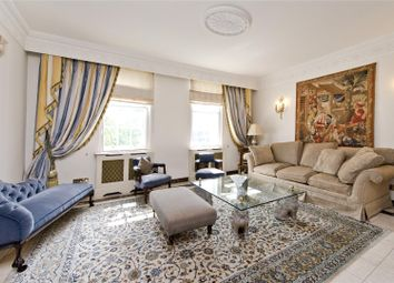 Thumbnail 4 bed flat for sale in St Mary Abbots Court, Warwick Gardens, London