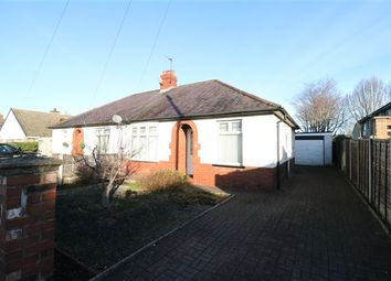 Thumbnail 2 bed bungalow for sale in Upperby Road, Carlisle, Cumbria
