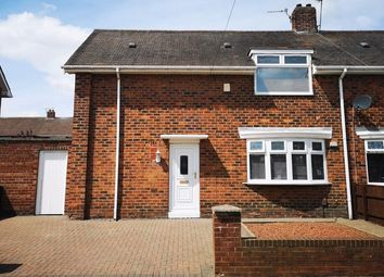 Thumbnail 2 bed end terrace house for sale in Dunbar Road, Hartlepool