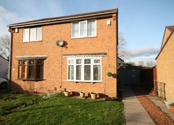 Thumbnail 2 bed semi-detached house for sale in Burdon Close, Stockton-On-Tees