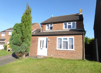 Thumbnail 4 bedroom detached house for sale in Bidwell Hill, Houghton Regis, Dunstable