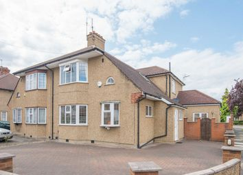 Thumbnail 4 bed semi-detached house to rent in North View, Pinner