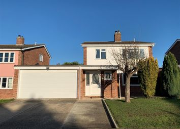 Thumbnail 4 bedroom detached house for sale in Gloucester Way, Sudbury