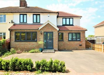 Thumbnail 4 bed semi-detached house for sale in Gordon Road, Horndon-On-The-Hill, Stanford-Le-Hope, Essex