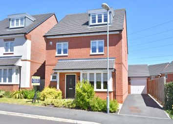 Thumbnail 4 bed detached house for sale in Essington Way, Sandyford, Stoke-On-Trent