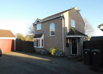 Thumbnail 3 bed detached house for sale in Spencer Way, Stowmarket