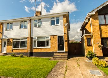 Thumbnail 3 bed semi-detached house for sale in Little Hayes, Leigh-On-Sea