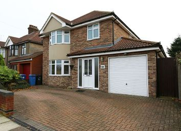 Thumbnail 3 bed detached house for sale in Trent Road, Ipswich, Suffolk