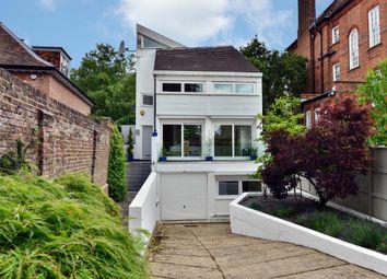 Thumbnail 4 bedroom detached house for sale in Bishopswood Road, Highgate, London