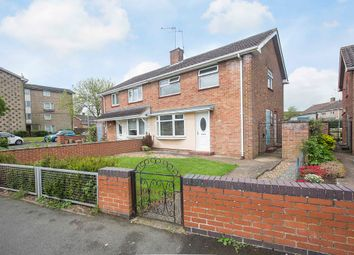 Thumbnail 3 bed semi-detached house for sale in Farmstead Road, Corby