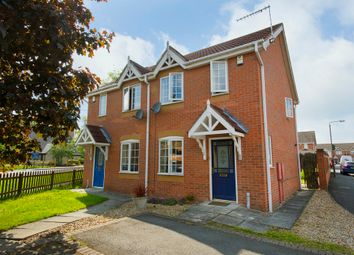 Thumbnail 2 bed semi-detached house for sale in Cranhill Close, Littleover, Derby
