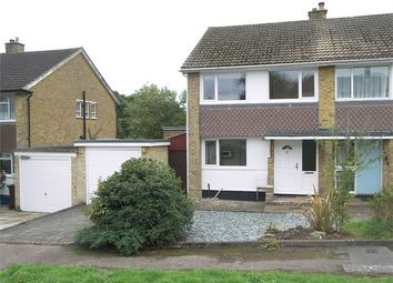 Thumbnail 3 bed semi-detached house for sale in Torrington Drive, Potters Bar, Herts