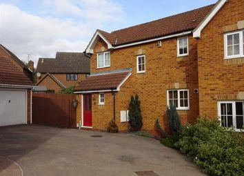Thumbnail 3 bed semi-detached house for sale in Harvest Lane, Stevenage, Herts