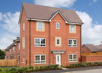 """Thumbnail 3 bed end terrace house for sale in """"Brentford"""" at Holme Way, Gateford, Worksop"""