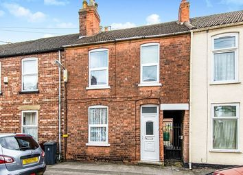 Thumbnail 3 bedroom terraced house to rent in Gray Street, Lincoln
