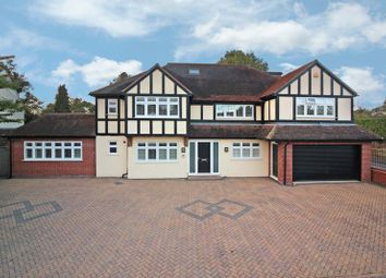 Thumbnail 6 bed detached house for sale in Church Lane, Loughton