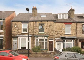 Thumbnail 3 bed terraced house for sale in Dixon Road, Hillsborough, Sheffield