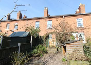 Thumbnail 1 bed terraced house for sale in Hereford Road, Shrewsbury