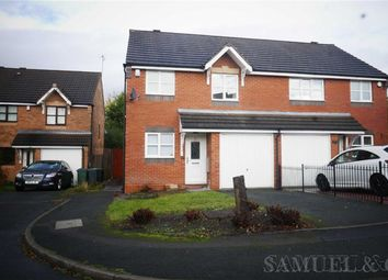 Thumbnail 3 bed semi-detached house to rent in Navigation Lane, West Bromwich