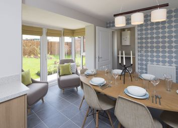 "Thumbnail 4 bed detached house for sale in ""Tavistock"" at Saxon Court, Bicton Heath, Shrewsbury"