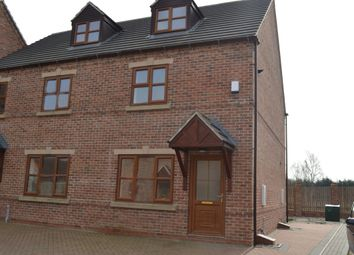 Thumbnail 2 bed flat to rent in Paddock Way, Hatfield, Doncaster